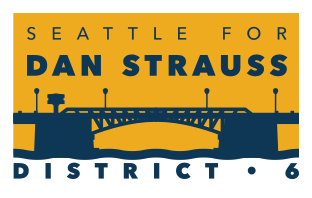 Seattle for Dan Strauss